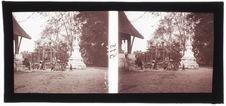 Luang Prabang : Thats de la pagode Vat Aran