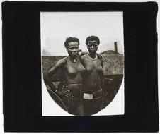 Cafrines Zulus, 17 et 16 ans