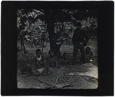 Fabricants de nattes, tribu de Haké