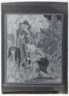 Femme malgache sortant du bain
