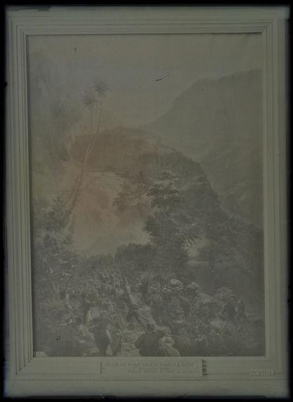 Prise du fort de Fautavua (1846) à Tahiti