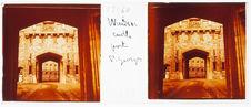 Windsor Castle. Porte Saint-Georges