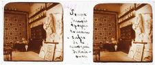 Sousse. Musée. Epoque romaine. Subre [?] de la mosquée de Kairouan