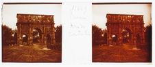 Roma. Arc de Constantin