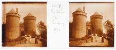 Château de Lassay. XIe siècle