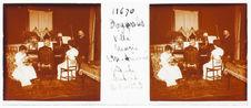 Bagnoles. Villa marie. S. M. Aimée, Gudule Aubert, Monsieur Rostand