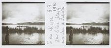 En chasse sur le lac Itasy avec Léon de Laborde