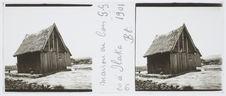 Maison en bois à Ilaka