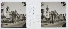 Eglise de village. Env[irons] de Mexico