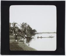 Andévorante (Madagascar). Rivière des Pangalanes
