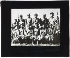 Dahoméens et dahoméennes