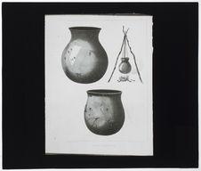 Ancien vase de cuisine