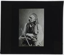 Turc [portrait]