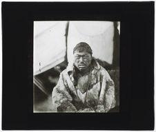 Tschuktchi de l'intérieur [portrait d'un homme]