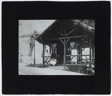 Sénégalais. Exposition universelle de 1900