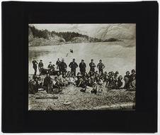 Indiens de Nootka Sound, Vancouver