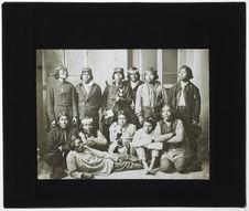 Indiens de Barklay Sound