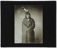 Ka-Ke-Ga-Sha, chef des indiens