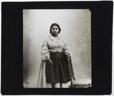 Marica, jeune indienne de Guayaquil