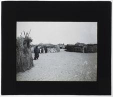 Village maure. Tombouctou