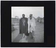 Le chef Karou. Famille Cadot