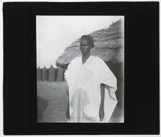 Mahmodou. Si, interprète, métis de bambara et de toucouleur
