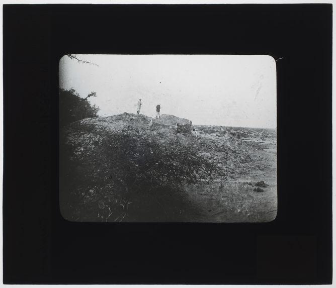 Un tumulus près de Goundam