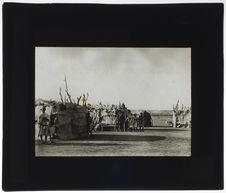 Cabanes de Danakils émigrés