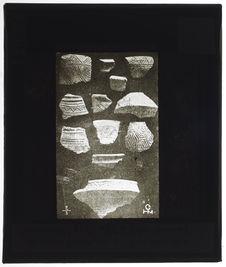 Fragments de poteries