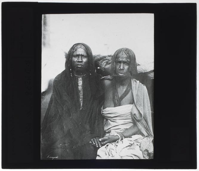 Deux femmes Bicharines