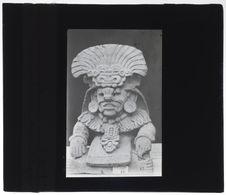 Statuette funéraire zapotèque