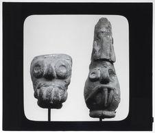 Sans titre [deux sculptures]