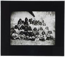 Enfants indiens de Colimbuela