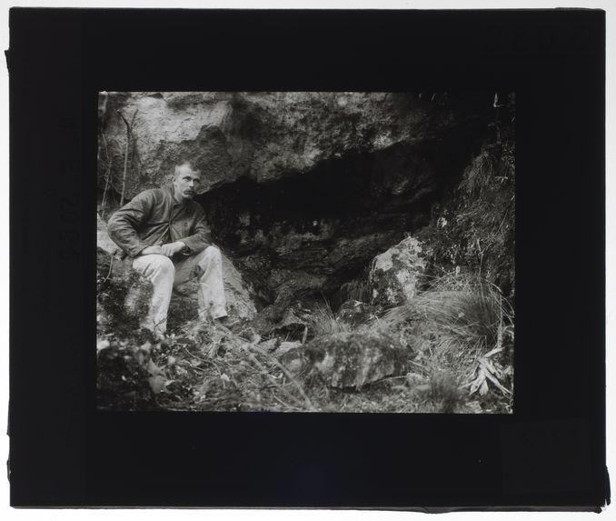 Sépulture sous roche de Chillacocha