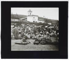 Marché de San Blas