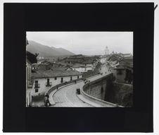 Entrée Sud de Quito