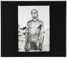 Sakkara [portrait d'un homme]