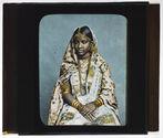 Bengalaise. [Portrait d'une femme]