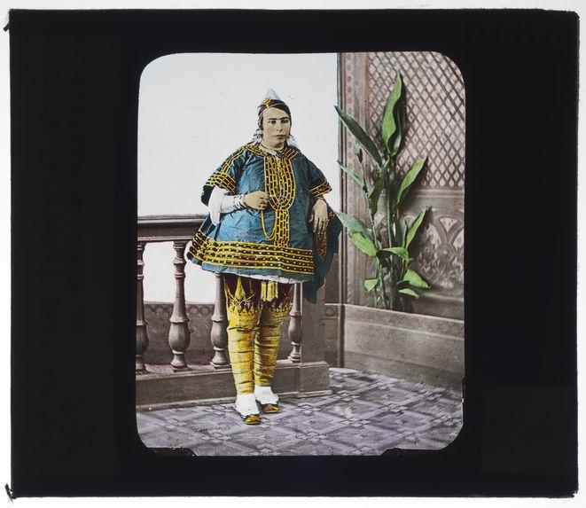 Juif de Tunis en costume de fête
