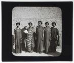 Groupe de femmes Bornouannes