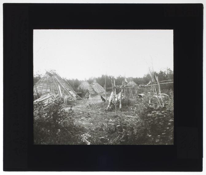 Campement Toungouses à rennes