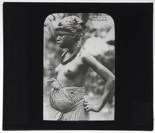 Jeune fille Soussou [enceinte]