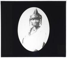 Femme foulah [portrait]