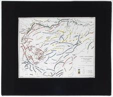 Carte linguistique des Bassins du Purus et du Jurua