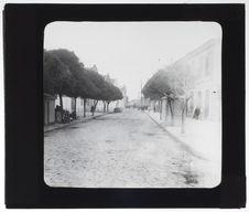 Rue Colon à Talcahuano