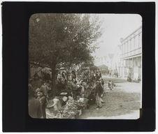 Talcahuano. Le marché