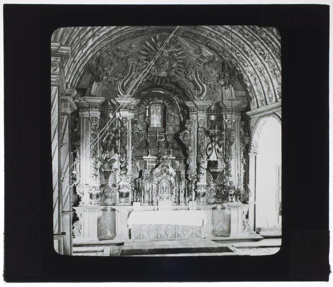Capiata. Le maître-autel