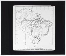 Distribution des tribus Tupi-Guarani