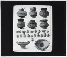 Céramique des Indiens éteints du Cunany