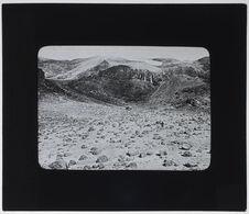 Plateau autour du glacier Drygalski